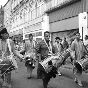 The Dhol Enforcement Agency - Leicester's Number One Dhol Team